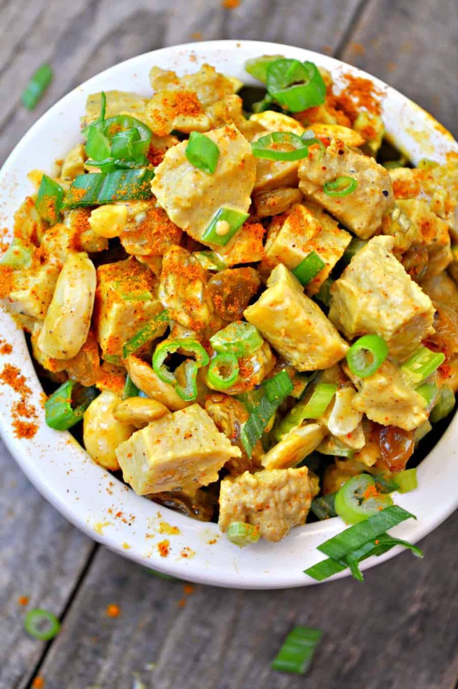 how to make seitan chicken