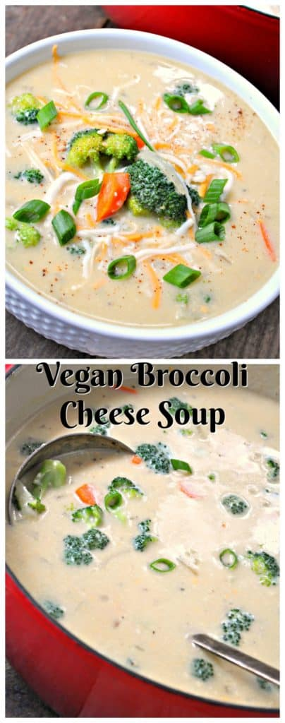 Slow Cooker Broccoli Cheese Soup – Calling all Panera broccoli cheese soup lovers! I'm popping in with a healthy recipe for an easy Slow Cooker Broccoli Cheese Soup .