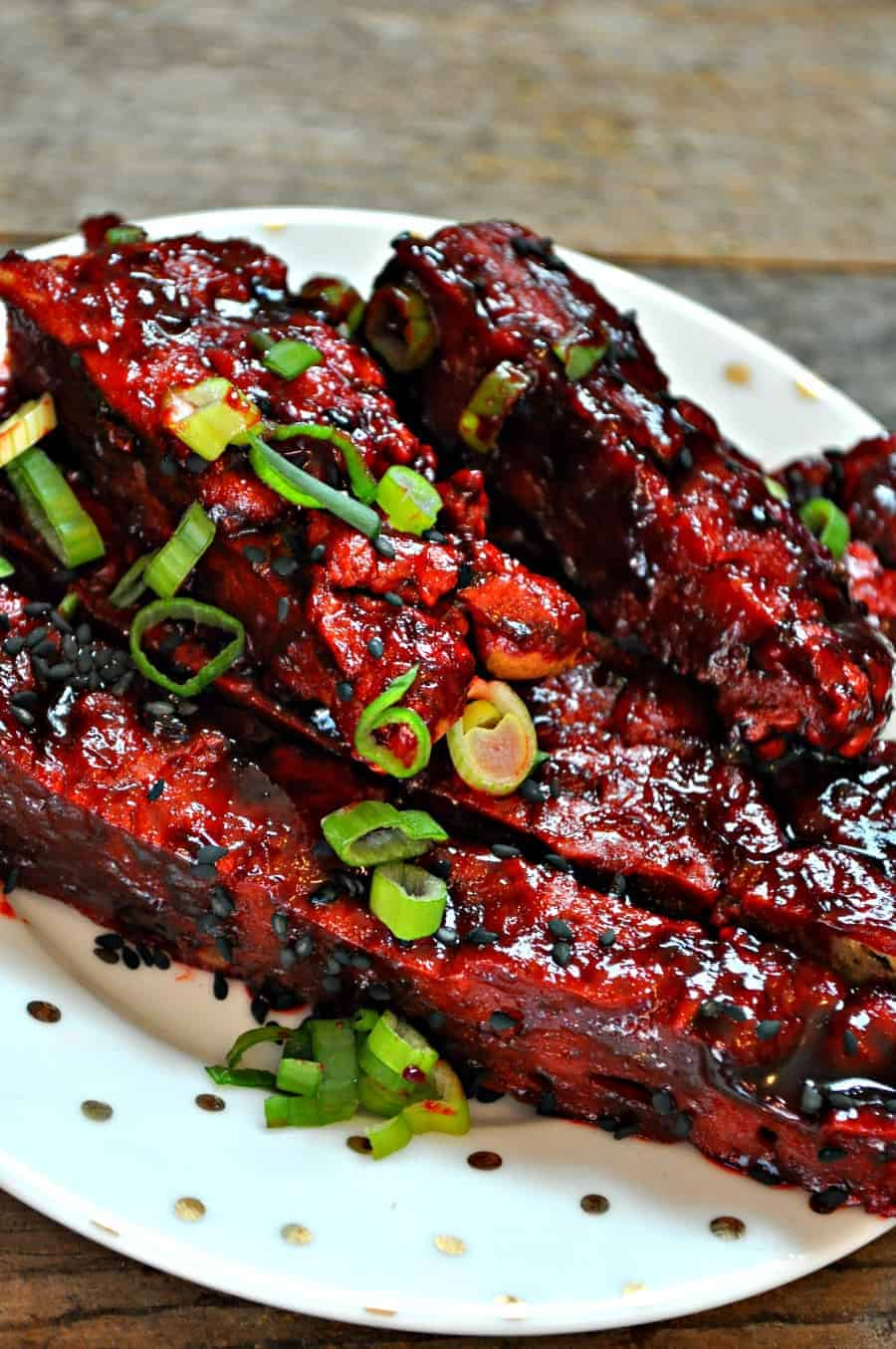 Vegan Chinese Style Ribs Rabbit And Wolves