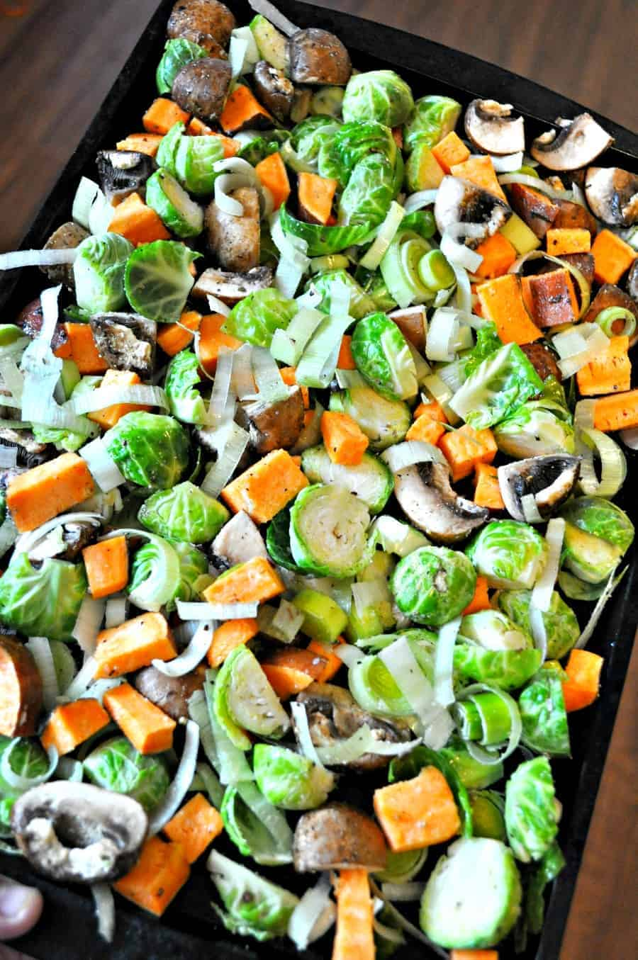 Vegan Fall Pasta Salad Rabbit And Wolves All Veggie Vegetarian This Is So Crave Worthy Veggies Are Roasted Together On One Sheet Pan Then Tossed With Dressing