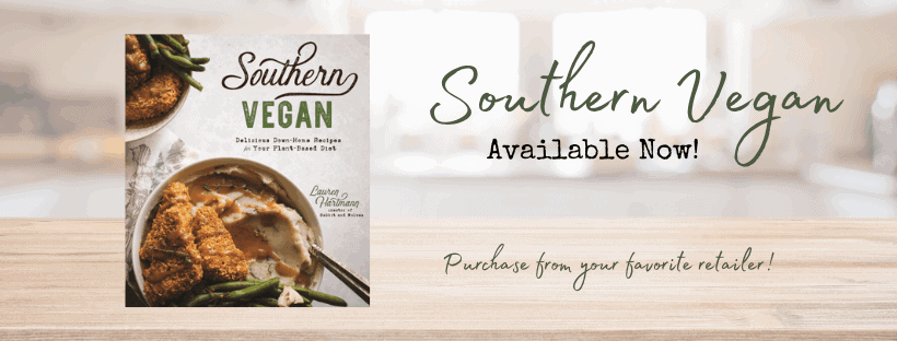 southern vegan cookbook available now